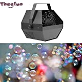 Theefun Professional Wireless Remote Control Automatic Bubble Machine with High Output, Automatic Blowing Mechanism For Outdoor or Indoor Use