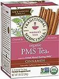 Traditional Medicinals Organic PMS Cinnamon Tea, 16 Tea Bags (Pack of 6) review