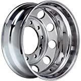 Accuride Ultra Finish Aluminum 22.5'' x 8.25'' Wheel (41644XP) Peterbilt Kenworth - TRP Brand