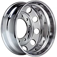 "Accuride Ultra Finish Aluminum 22.5"" x 8.25"" Wheel (41644XP) Peterbilt Kenworth - TRP Brand"