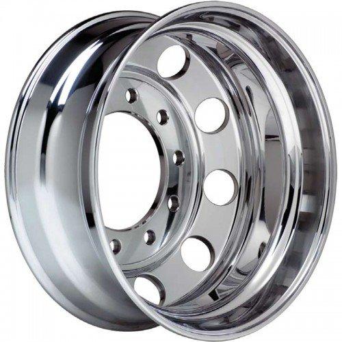 Accuride Enhanced Finish Aluminum 22.5'' x 8.25'' Wheel (41644ANP) Peterbilt Kenworth - TRP Brand