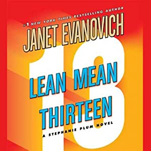 Lean Mean Thirteen Audiobook