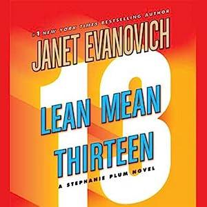 Lean Mean Thirteen Hörbuch