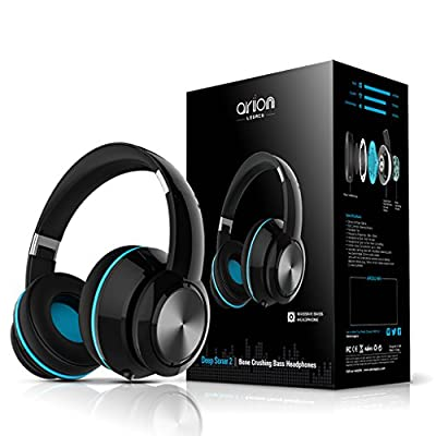 Arion Legacy PC and Music Headset (ARDS2-BK)