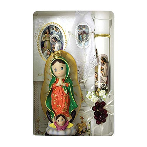 SF001 Catholic & Religious Gifts, First Communion Gift Set Girl English by SF001