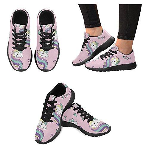 Scarpa Da Jogging Leggera Da Donna Running Jogging Leggera Easy Running Casual Comfort Running Da Corsa Multi 17