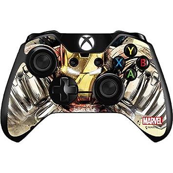 Marvel Ironman carcasa para mando de Xbox One - Ironman ...