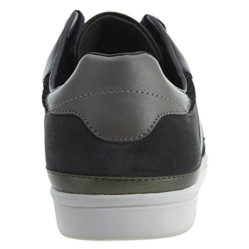 Hugo Boss Boss Green Van Heren Eldorado Reflecteren Fashion Sneaker Donkergrijs