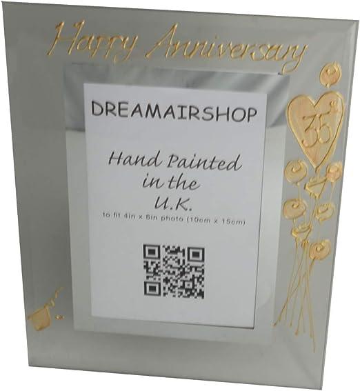 Amazon Com Dreamair 35th Anniversary Photo Frame Port Flower