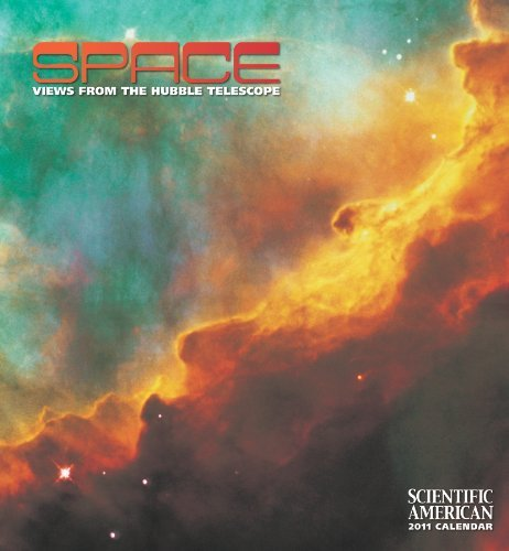 Space: Views from the Hubble Telescope 2011 Wall Calendar by Scientific American (2010-07-30)