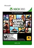 Grand Theft Auto V - Xbox 360 Digital Code