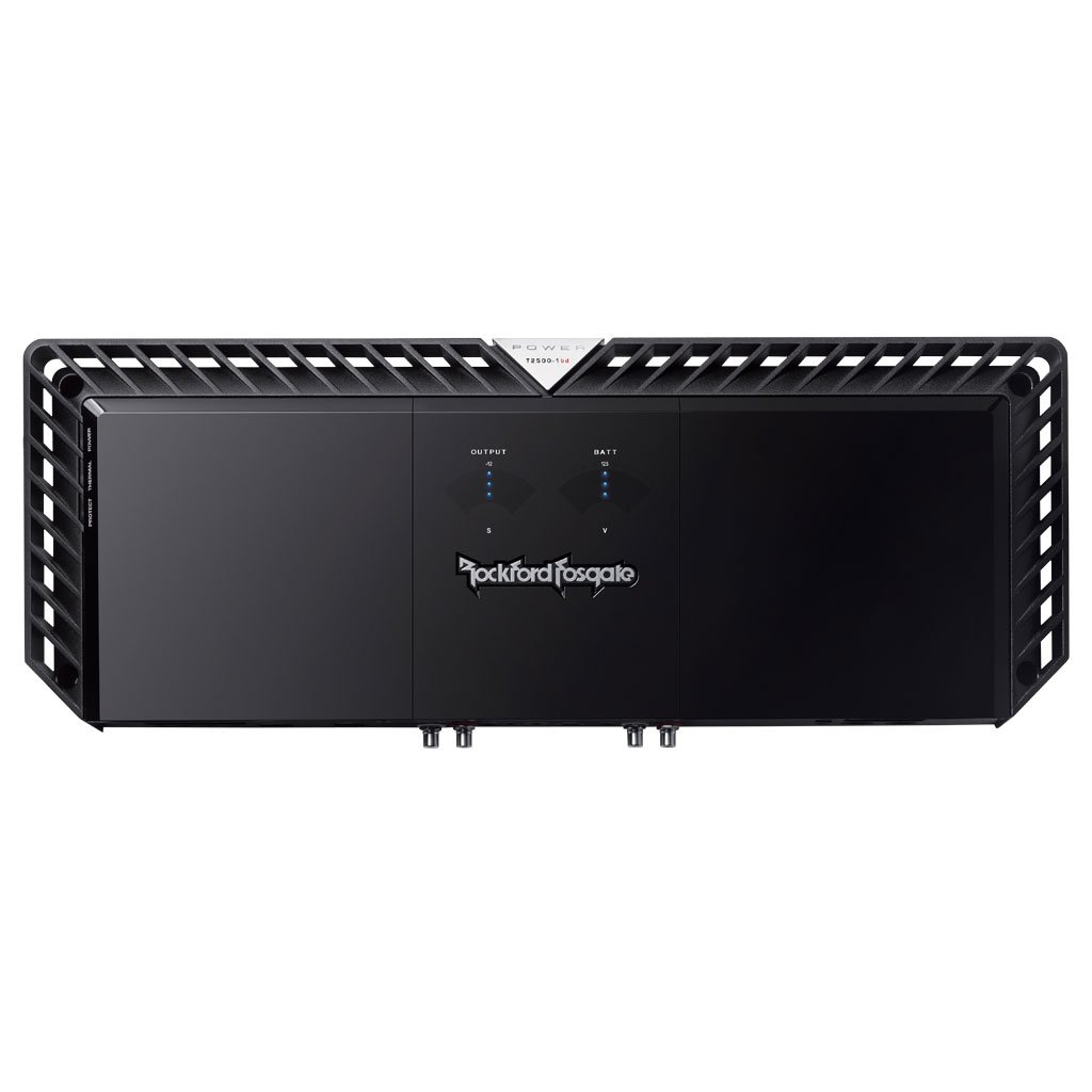 Rockford Fosgate Power T2500-1bdCP Competition Amplifier review