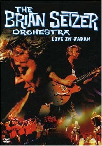 The Brian Setzer Orchestra - Live in Japan by Image Entertainment