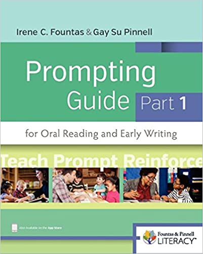 Fountas Pinnell Prompting Guide Part 1 For