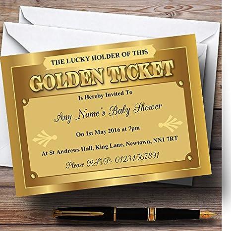 Mensaje de regalo personalizado amazon ticket