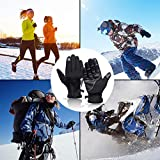 X-TIGER Running Gloves Men Women,Upgrade