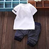 Canis Baby Boy Kid 2 Piece Star Sportswear Clothes
