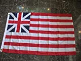3×5 Embroidered Sewn UK Grand Union Solarmax Nylon Flag 3'x5′ Banner Review