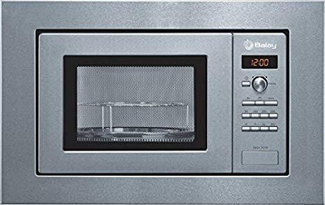 Balay 3WGX-1929 P Microondas con Grill, 800 W, Acero inoxidable