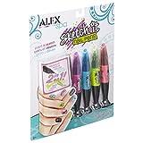 Alex Toys Spa Hot Hues Sketch It Nail Pens