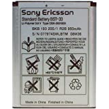 Batterie d´origine Sony Ericsson BST-33 Lithium-Polymere 950 mAh 3,6V pour le Sony Ericsson W595