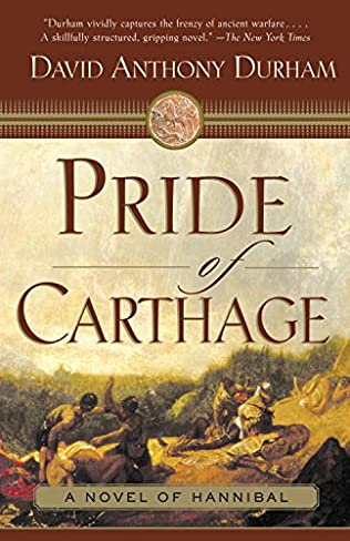 book cover of Pride of Carthage