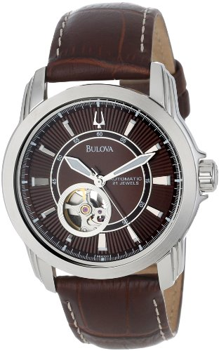 Bulova 96A108 Stainless Automatic Mechanical product image