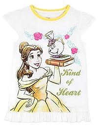 Disney Girls Beauty and The Beast T-Shirt