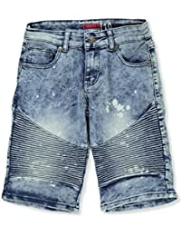 Little Boys' Toddler Shorts - Medium Blue, 2t