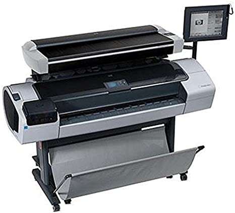 HP Designjet T1200 HD Multifunction Printer - Impresora de gran ...