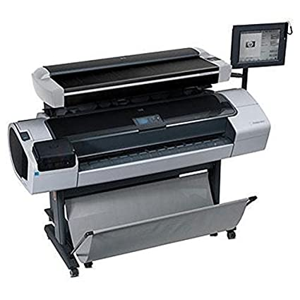 HP Designjet T1200 HD Multifunction Printer - Impresora de gran ...