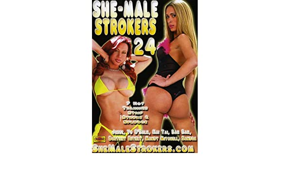 Shemale Strokers May