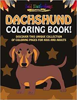 Dachshund Coloring Pages - Best Coloring Pages For Kids | 336x260