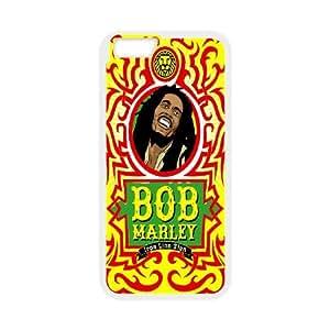 "Clzpg High-quality Iphone6 Plus 5.5"" Case - Bob Marley diy cover case"