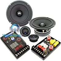 HD-52 - CDT Audio 5 170W RMS 2-Way High Definition Component Speakers System
