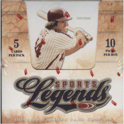 2008 Donruss Americana Sports Legends Trading Card - Sports Cards Elite