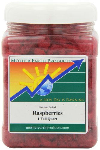 Mother Earth Products Freeze Raspberries product image