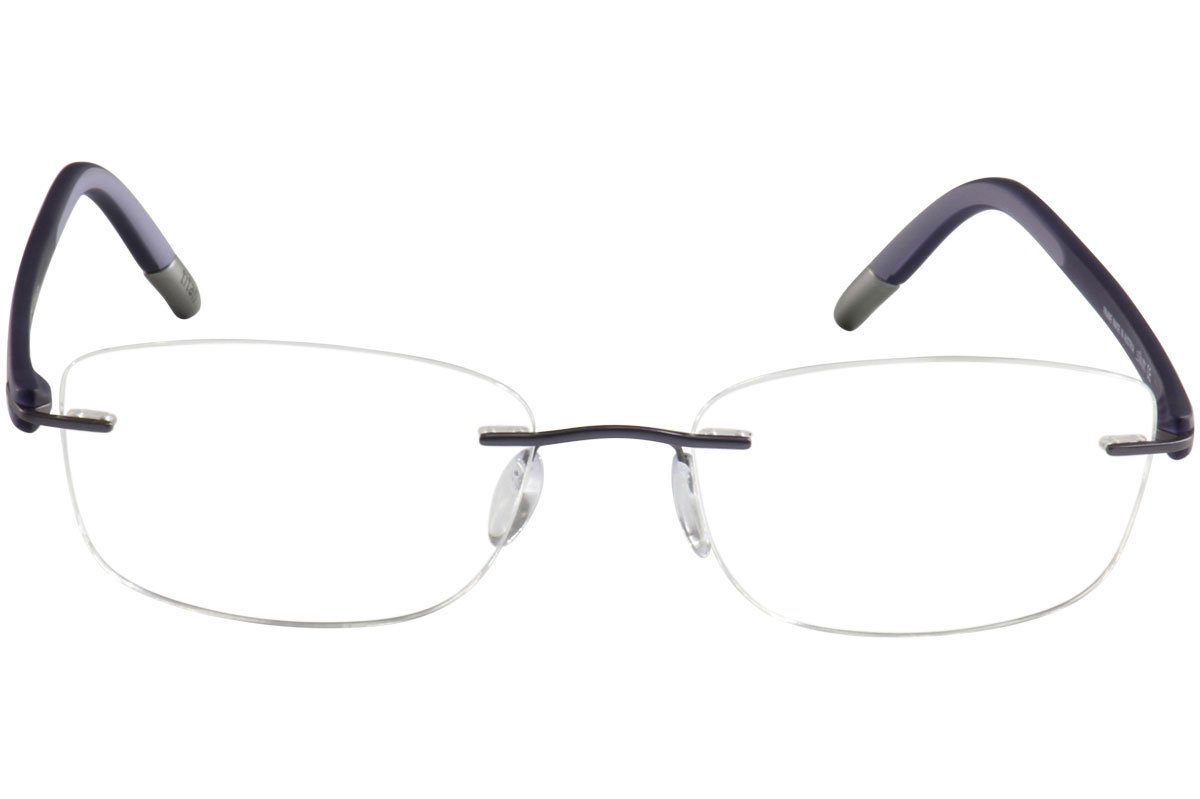 794e473cb67 Amazon.com  Silhouette Eyeglasses SPX Signia Chassis 5379 6056 Teal Optical  Frame 19x140mm  Health   Personal Care