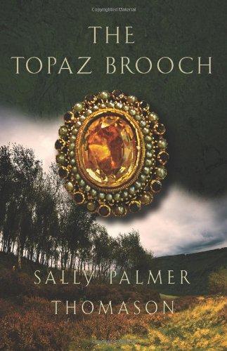 - The Topaz Brooch
