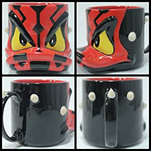 Disney Parks Donald Duck as Evil Sith Lord Darth Maul Coffee Mug - Disney Parks Exclusive & Limited Availability by Disney Parks