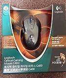 Logitech G400 3600 dpi Optical USB PC Windows Gaming Mouse