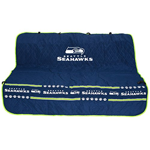 NFL-CAR-SEAT-COVER-Pet-Car-Seat-Cover-Dog-Seat-Cover-Waterproof-Bench-Seat-Cover-Football-Car-Seat-AVAILABLE-IN-32-NFL-TEAMS-Premium-Pet-Seat-Cover-Seattle-Seahawks