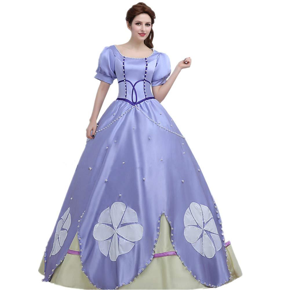 Amazon.com: Anime Sofia The First Princess Sophia Violet Evening ...
