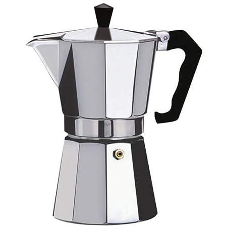 CHUN LING 3 Tazas de cafetera de café Espresso de Forma Octagonal ...