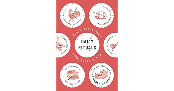 Daily rituals how artists work livros na amazon brasil 9780307273604 fandeluxe Image collections