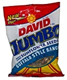 David Jumbo Sunflower Seeds Buffalo Style Ranch 5.25 Ounce Bag (Pack of 12) Review