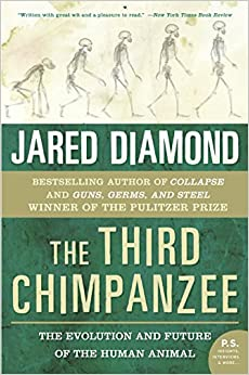 image for The Third Chimpanzee: The Evolution and Future of the Human Animal (P.S.)