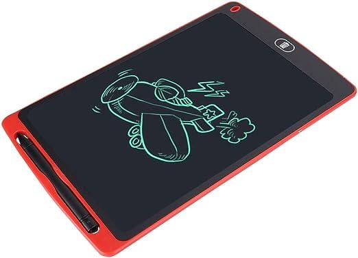 LCDライティングボード、Eライティングボードドローイングボード、子供用ギフトとしてのグリーンライティングカラー(red)