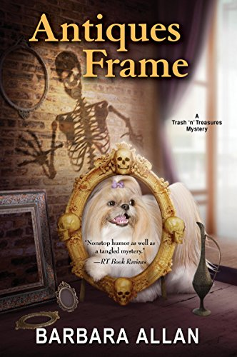 Antiques Frame (A Trash 'n' Treasures Mystery)
