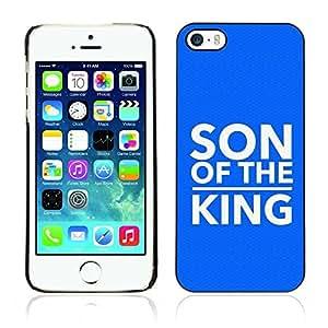 Be Good Phone Accessory // Dura Cáscara cubierta Protectora Caso Carcasa Funda de Protección para Apple Iphone 5 / 5S // BIBLE Son Of The King